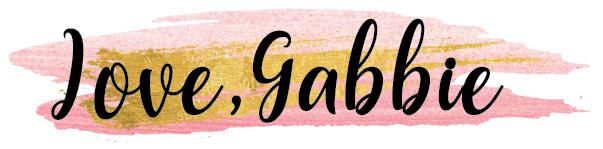 Love, Gabbie